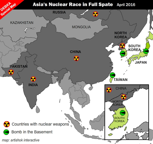 Image result for india pakistan nuclear