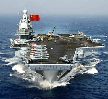 In This July 7 2017 Photo The Liaoning China S First Aircraft Carrier Sails Into Hong Kong For A Port Call Chinese Media Reports Say